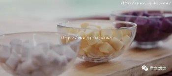 热热的夏天,要吃凉凉的芋圆。