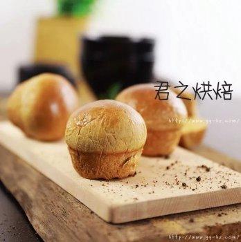 温暖的红糖面包,想想就