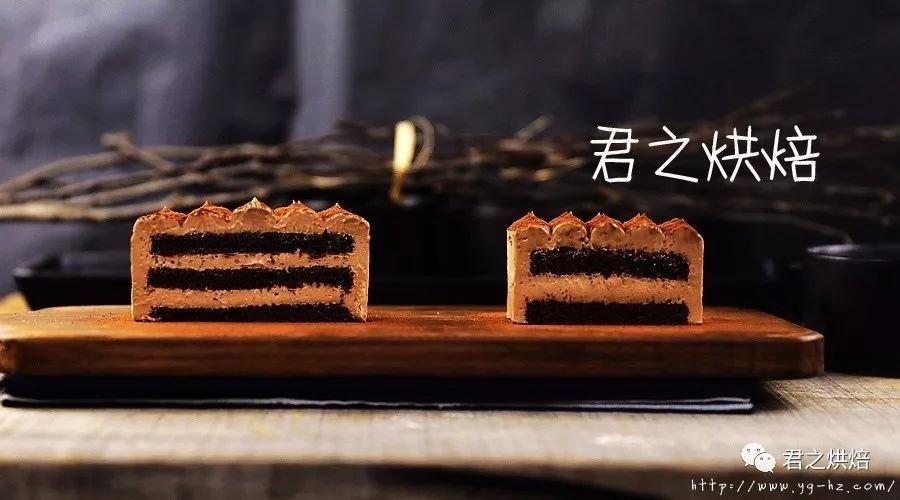 好吃得不像话的特浓巧克力奶酪蛋糕!
