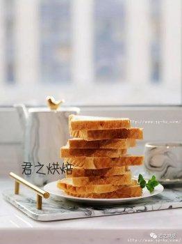 有了这款全麦切片面包,