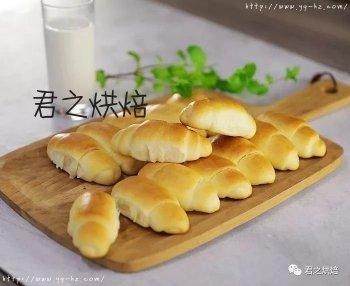 软式牛奶小面包