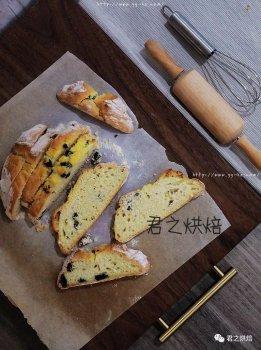 特别难看又不好吃的苏打面包