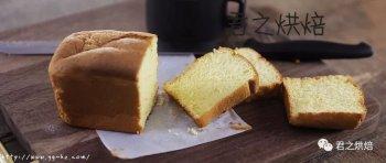 经典分蛋蜂蜜海绵蛋糕,