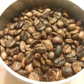 烘焙生咖啡豆的做法步骤