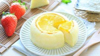 香橙蒸蛋糕的做法视频_香橙蒸蛋糕的做法步骤