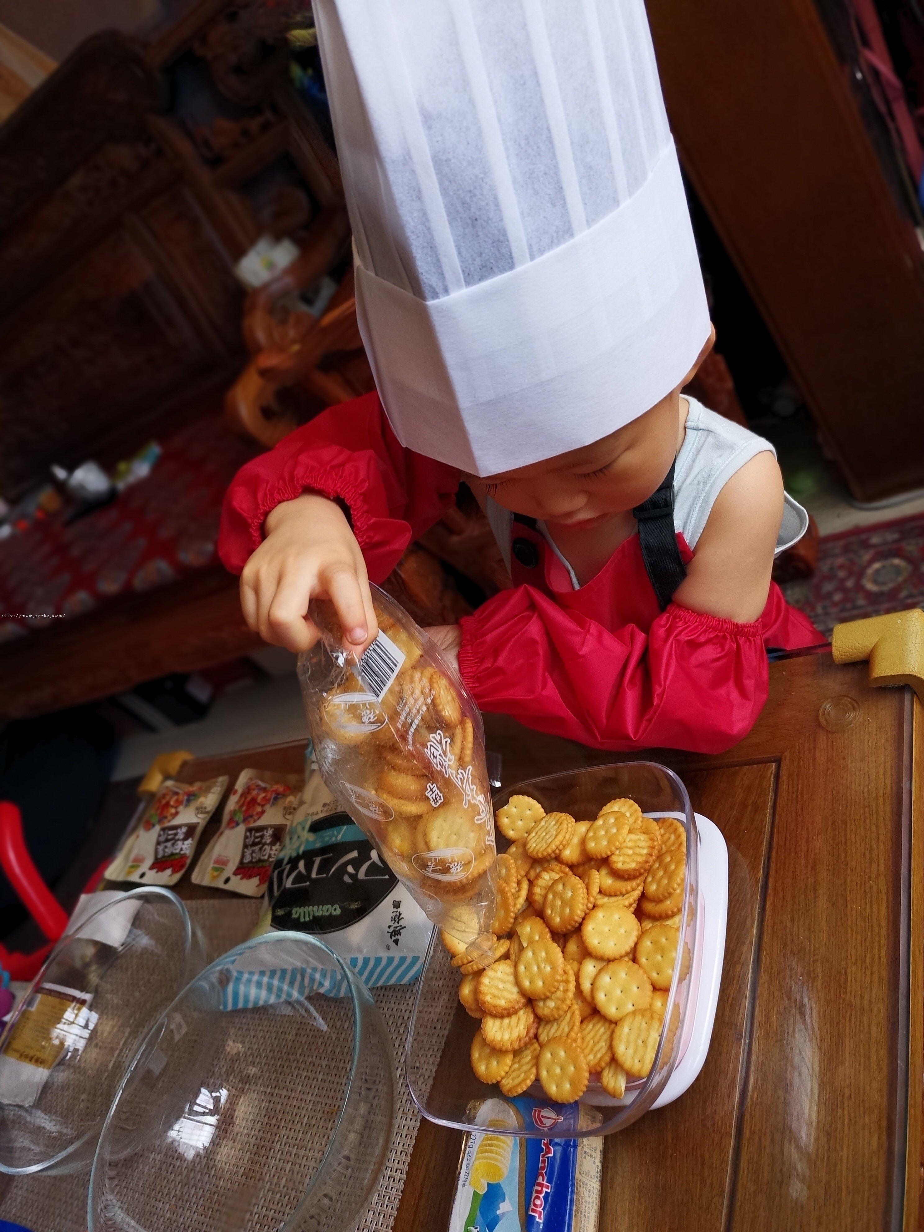 网红雪花酥(不是很甜版本)的做法 步骤4
