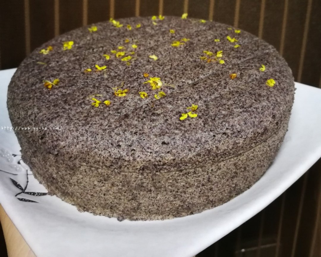 黑米糕(蒸的更健康)的做法 步骤19