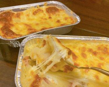 芝士焗土豆泥的做法步骤图,怎么做好吃