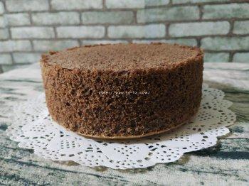 黑米粉戚风蛋糕的做法步骤图,怎么做好吃