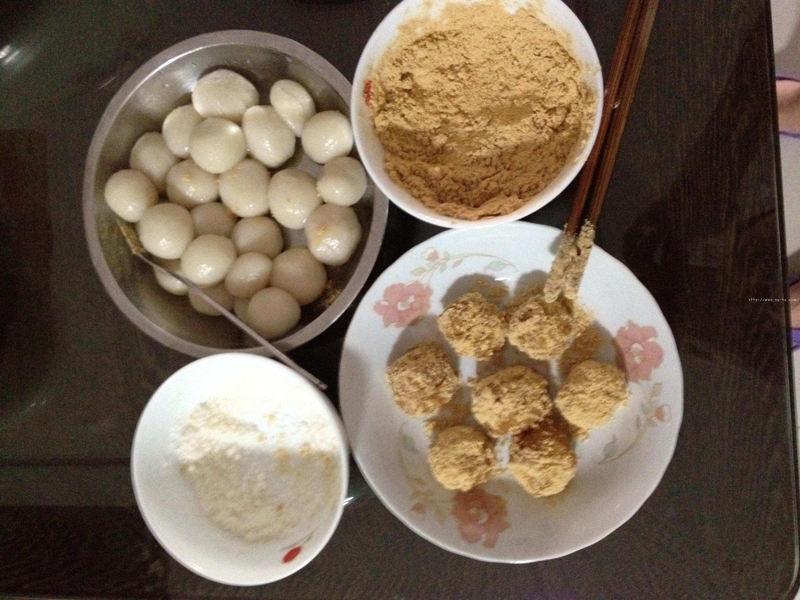 自制糯米糍的做法 步骤7