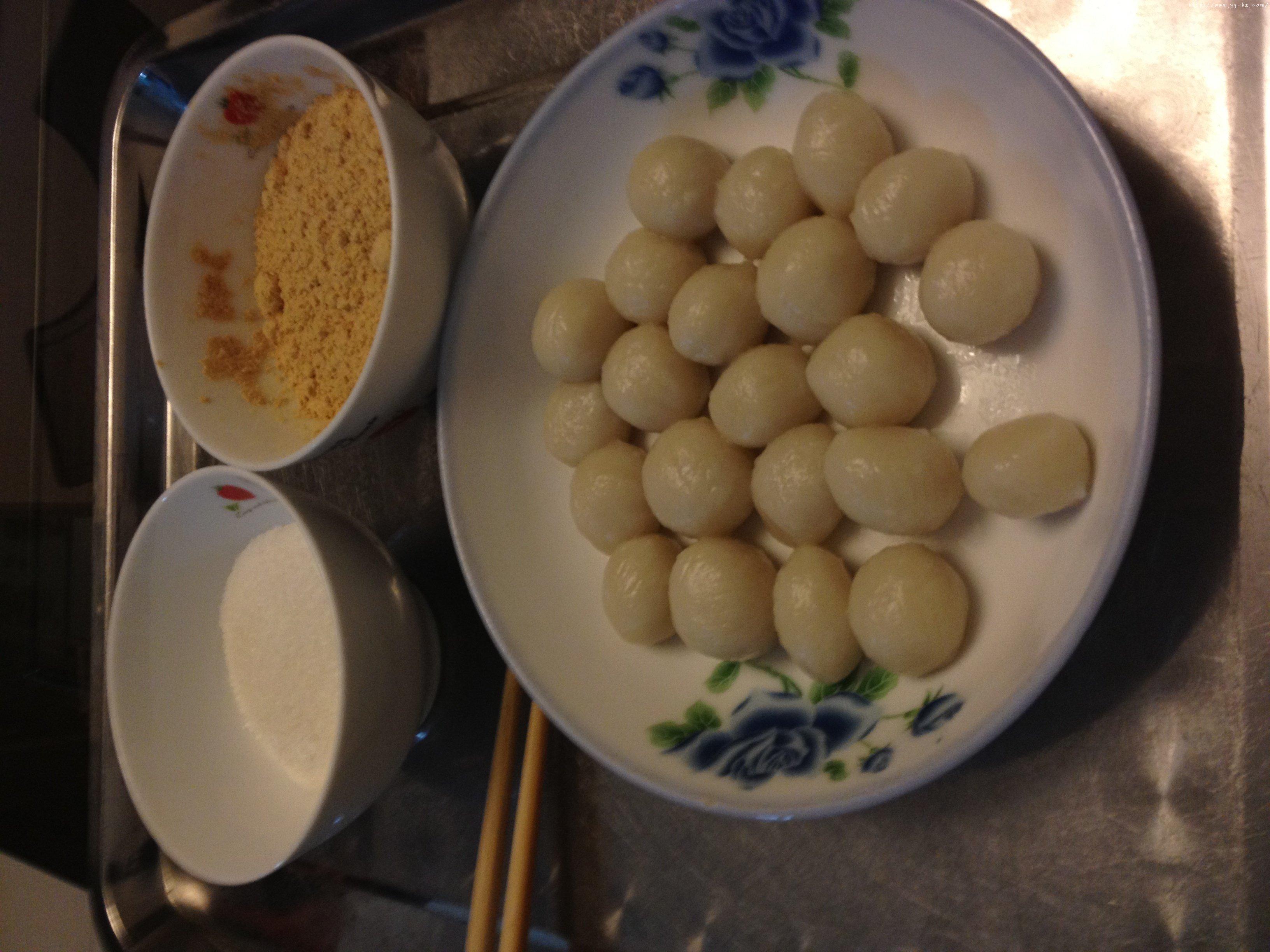自制糯米糍的做法 步骤6