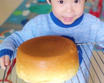电饭煲做蛋糕(零失败)