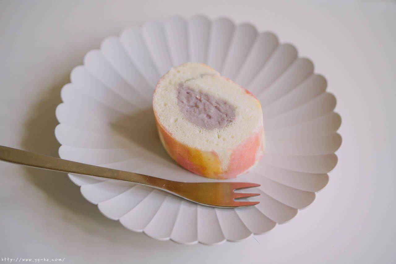 梦幻天使蛋糕卷(消耗蛋清)| 送给塑料姐妹花的下午茶拍照神器的做法 步骤21