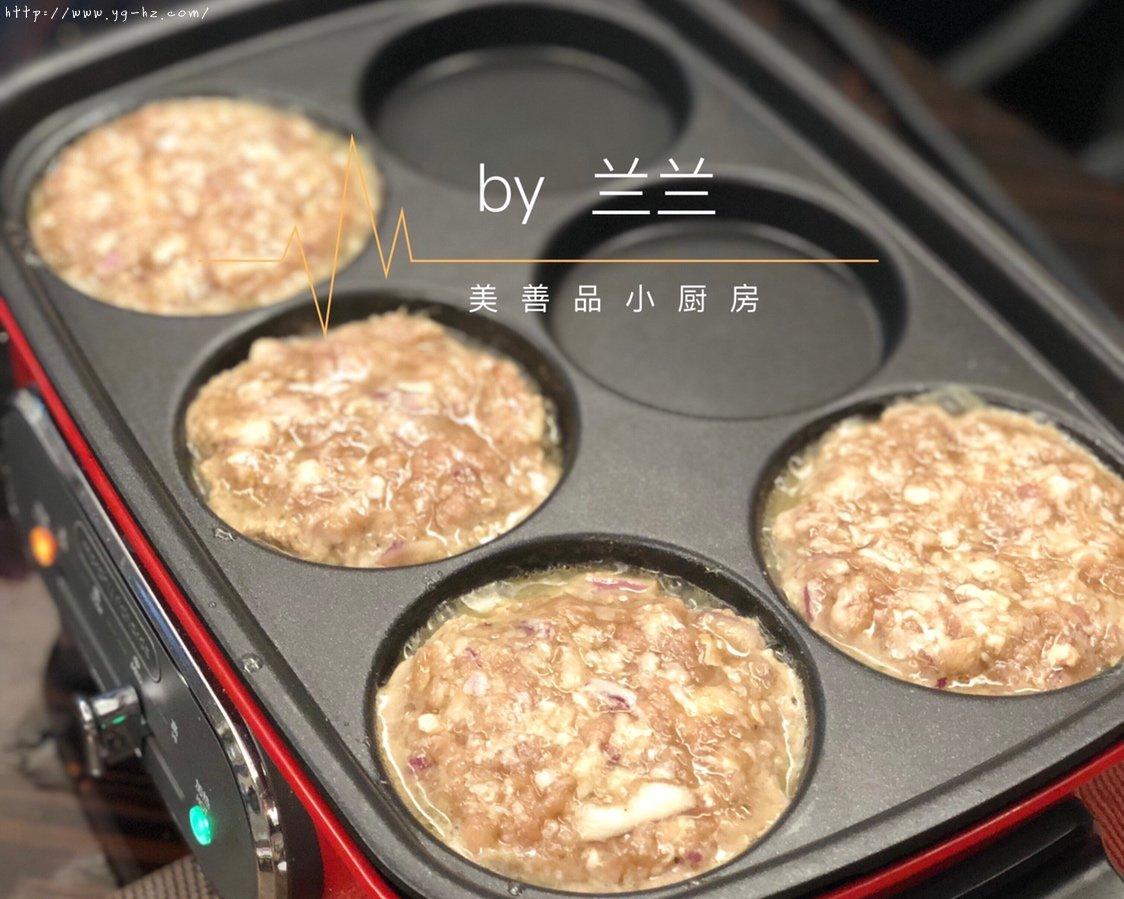 一次发酵小餐包+牛肉汉堡的做法 步骤12