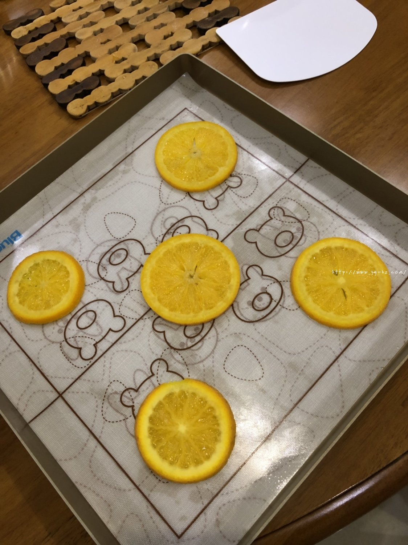香橙蛋糕卷(好看好香好吃)的做法 步骤3