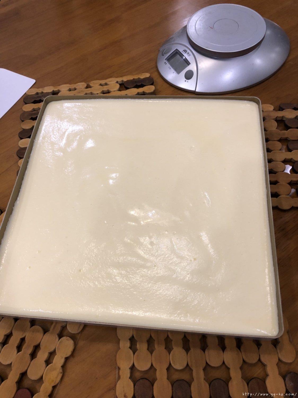 香橙蛋糕卷(好看好香好吃)的做法 步骤9