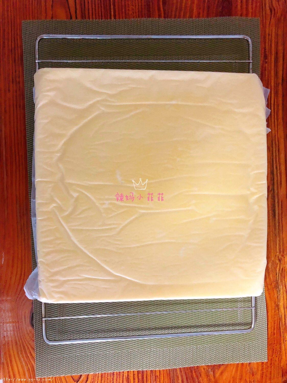 新手简单详细卷蛋糕教程的做法 步骤20
