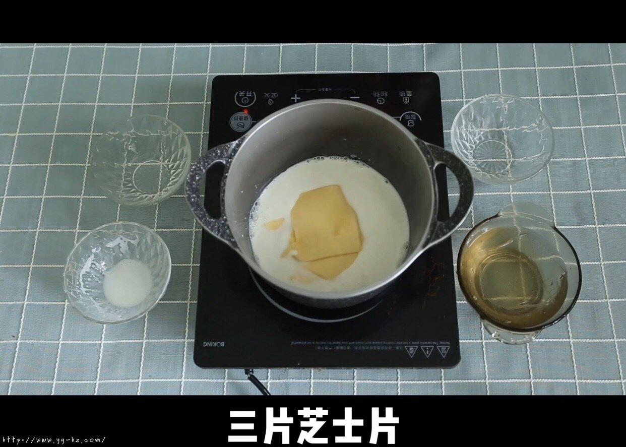 家庭版奶酪棒的做法 步骤3