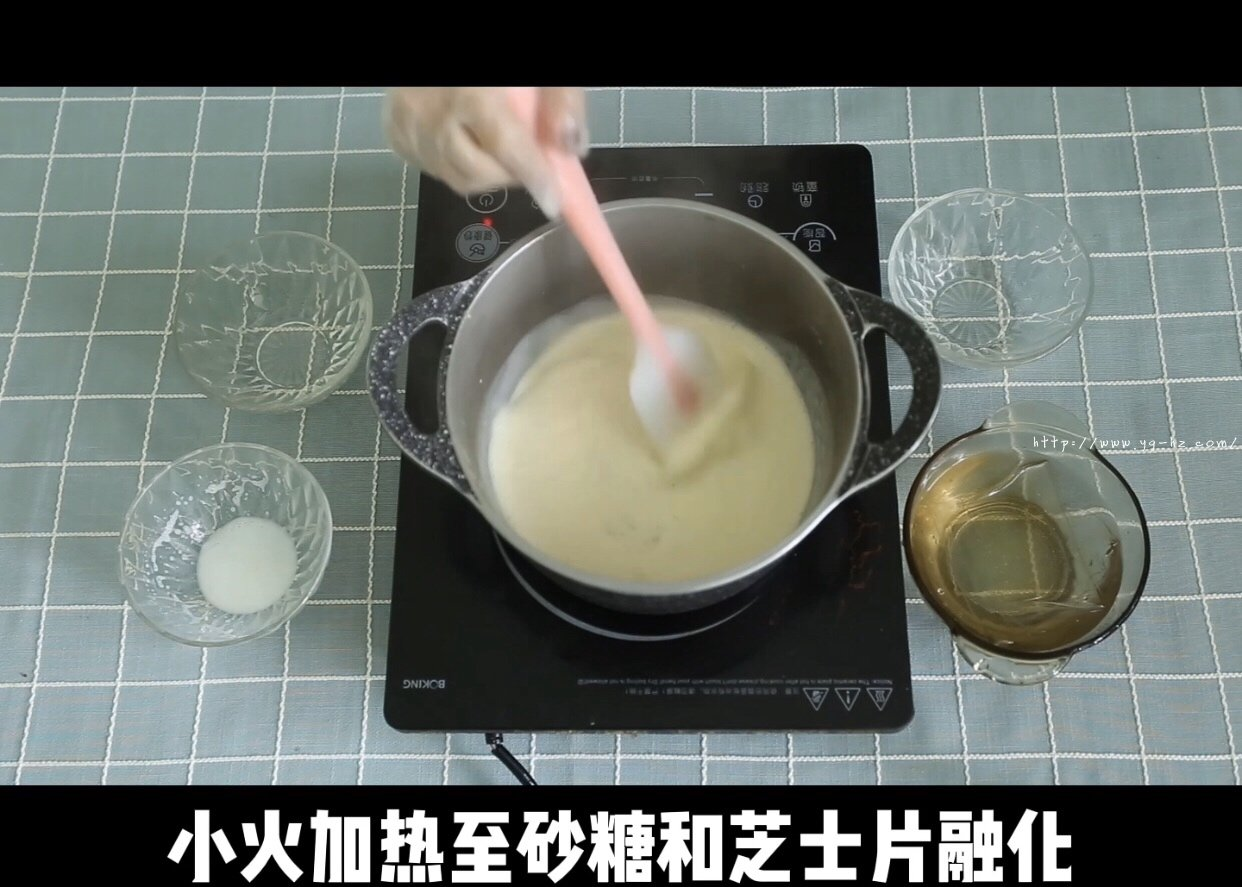 家庭版奶酪棒的做法 步骤4