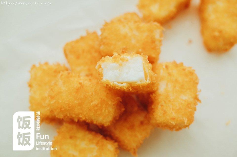 【炸鲜奶】牛奶炸着吃,好吃到没朋友!的做法 步骤10