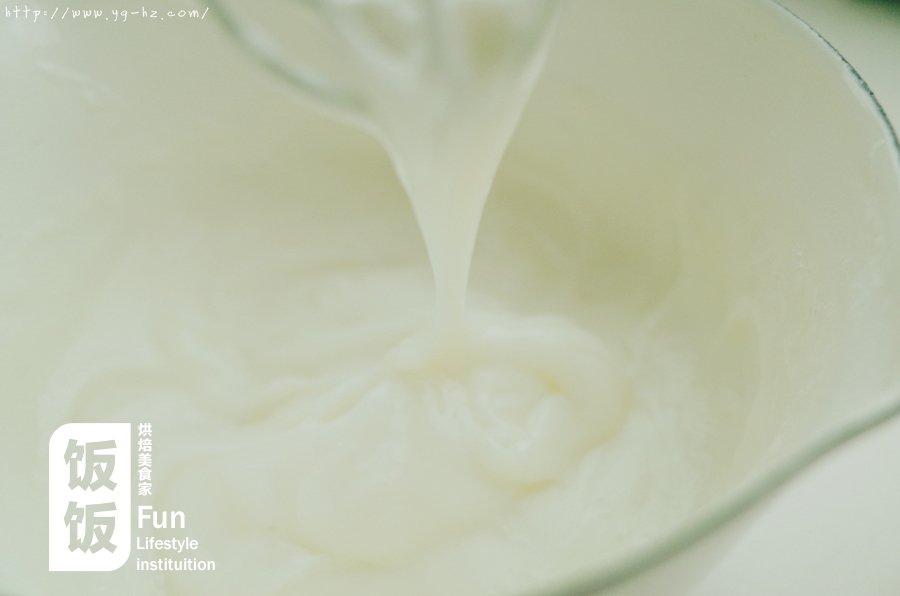 【炸鲜奶】牛奶炸着吃,好吃到没朋友!的做法 步骤2