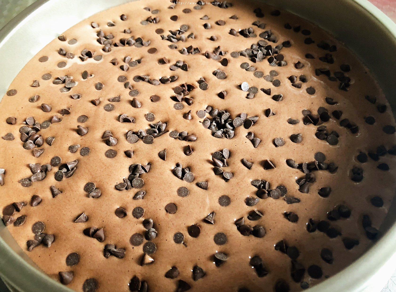 巧克力古早蛋糕,绵润浓郁,不塌陷,零失败的做法 步骤9