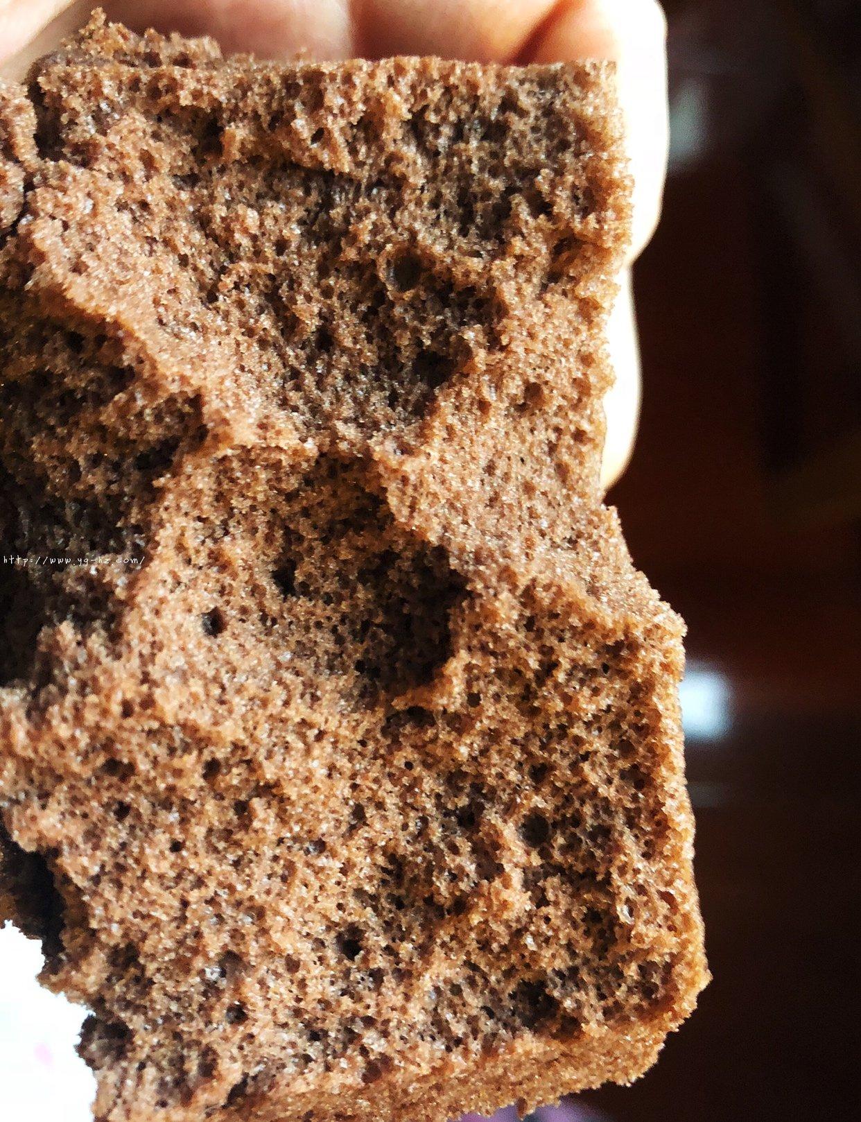 巧克力古早蛋糕,绵润浓郁,不塌陷,零失败的做法 步骤14