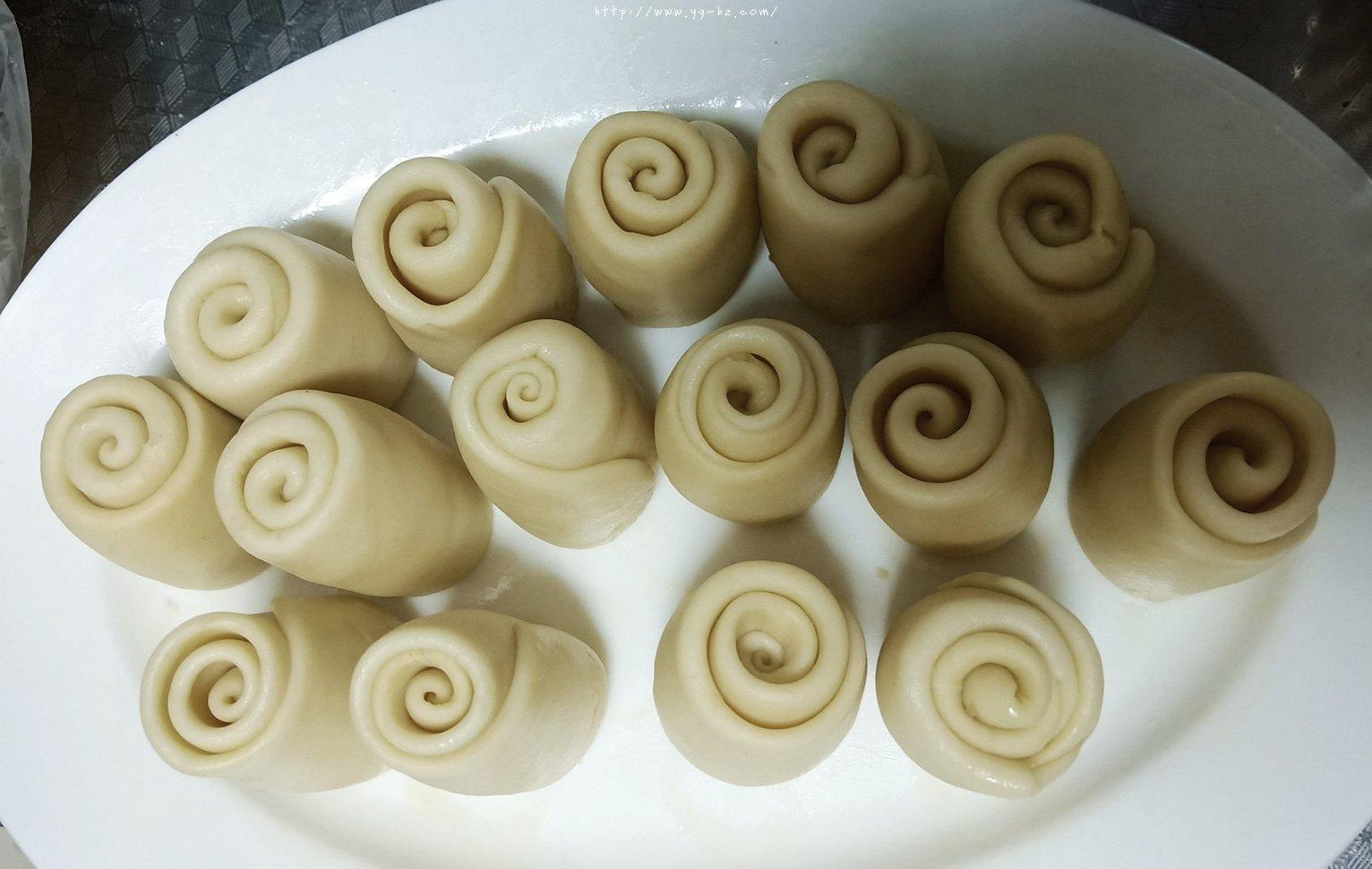 中式传统糕点的做法 步骤9