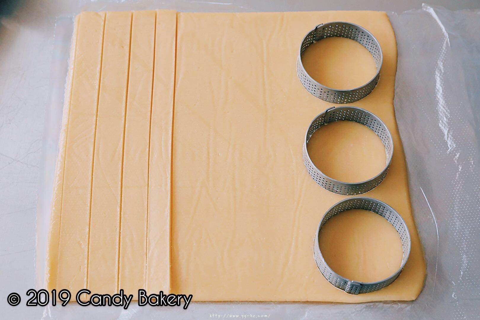 法式柠檬挞~夏日清爽法式甜点的做法 步骤4