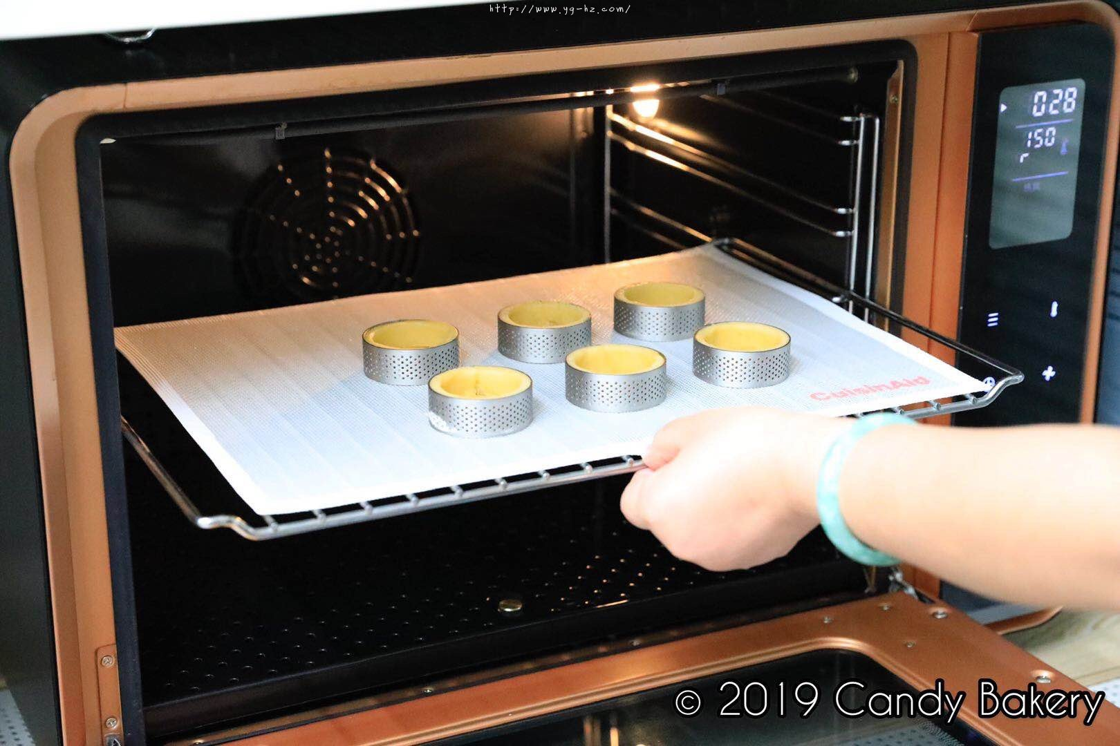 法式柠檬挞~夏日清爽法式甜点的做法 步骤6