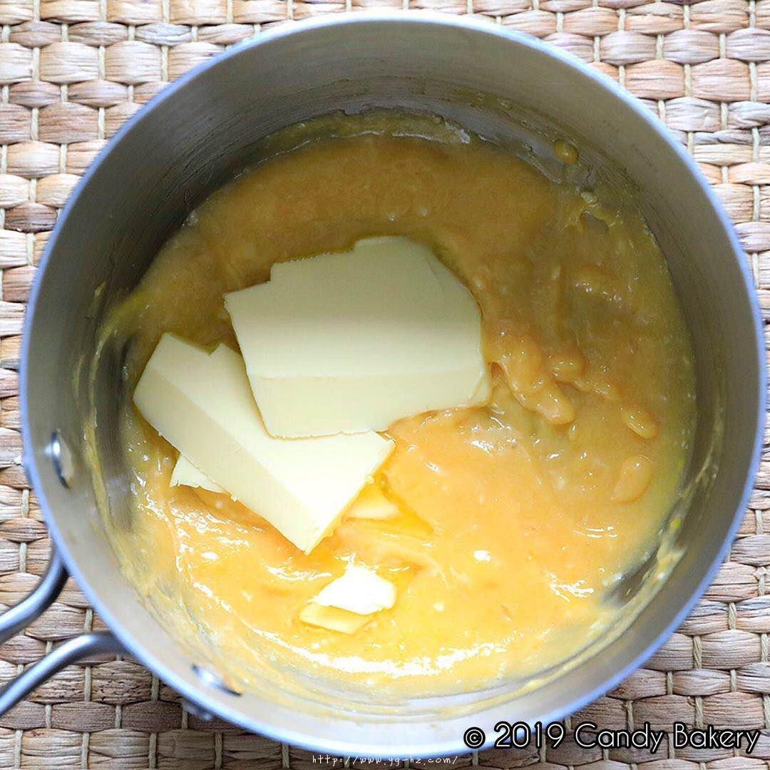法式柠檬挞~夏日清爽法式甜点的做法 步骤11