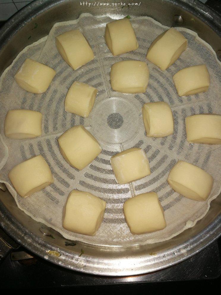 牛奶鸡蛋馒头的做法 步骤9