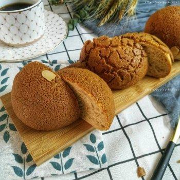 韩国人气咖啡面包的做法