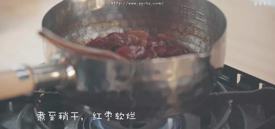 补铁、补血、香甜蓬松的红枣发糕,不需揉面,蒸一蒸就可以了的做法 步骤6