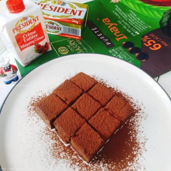 柔滑生巧在家做的做法步骤图,怎么做好吃