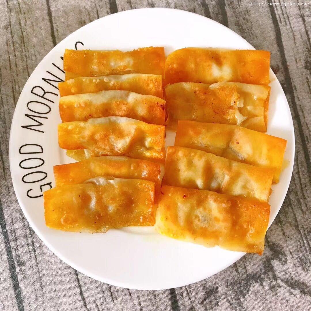香蕉派(饺子皮版)的做法 步骤5