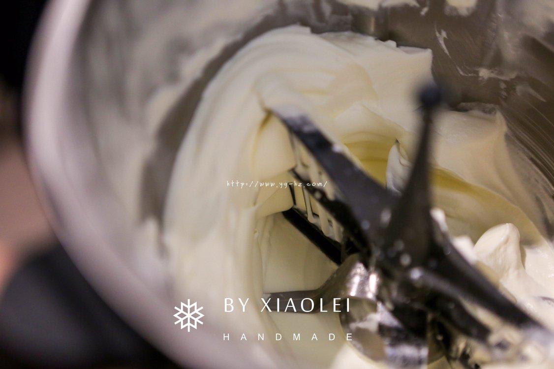 一锅搞定海绵蛋糕卷的做法 步骤8