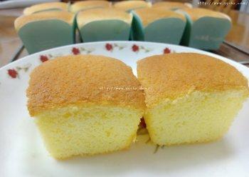 经典海绵蛋糕的做法步骤
