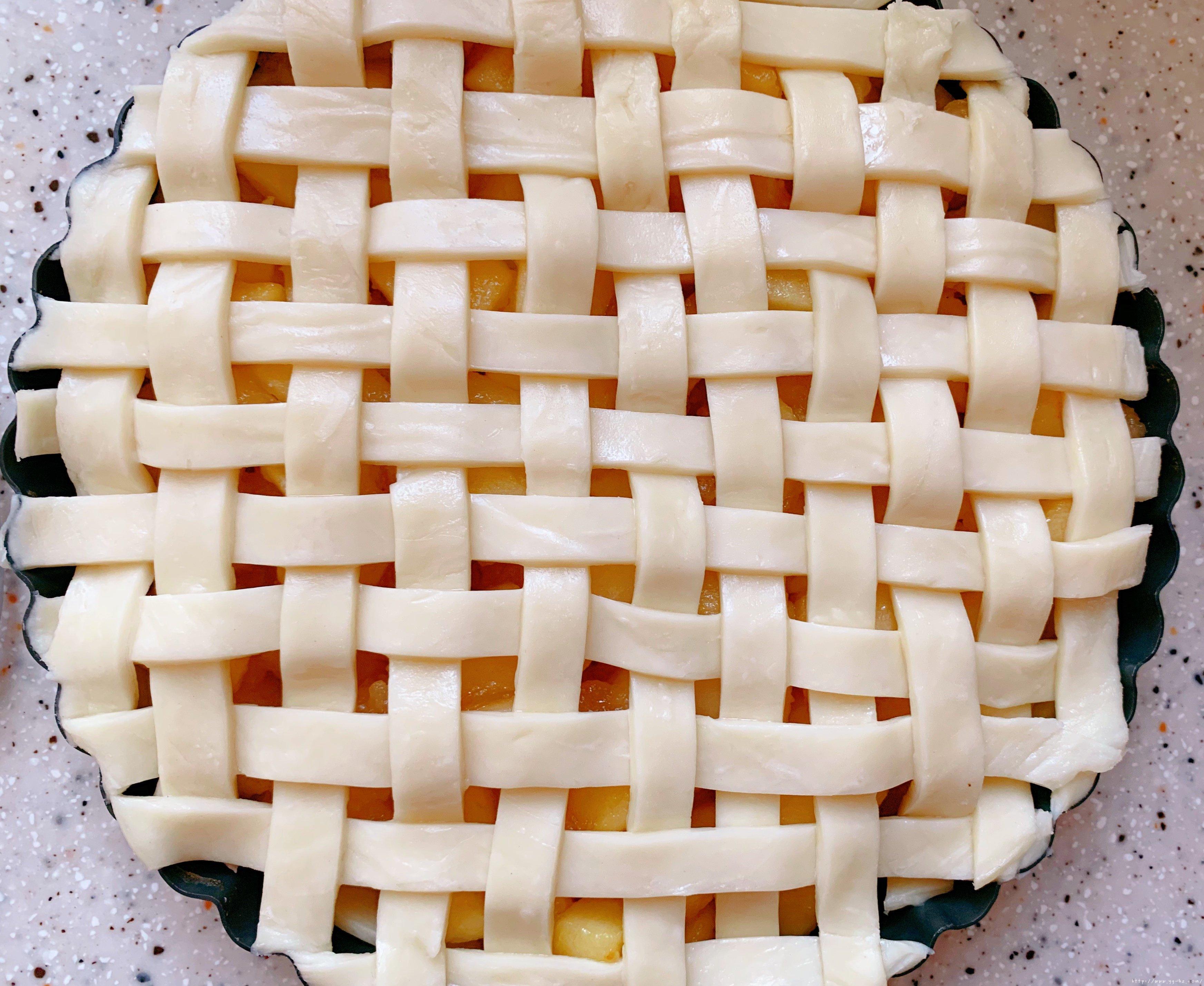 苹果派的做法 步骤5