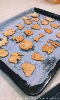 模具小饼干的做法步骤图,模具小饼干怎么做好吃