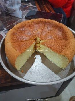 简单的电饭锅蛋糕、百分