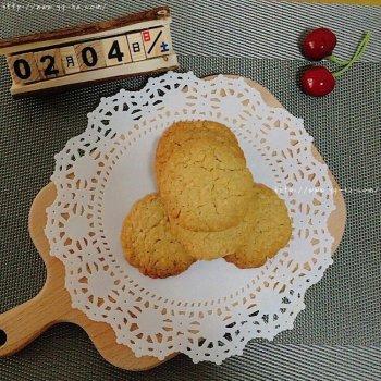 燕麦片脆饼的做法步骤图,燕麦片脆饼怎么做好吃