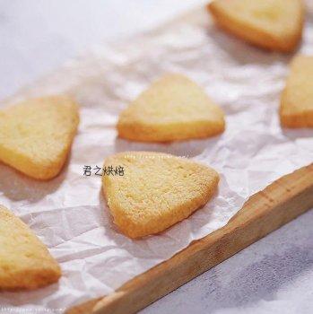 史上最简单的饼干 | 三角