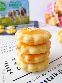 芝麻司康小饼干——新手