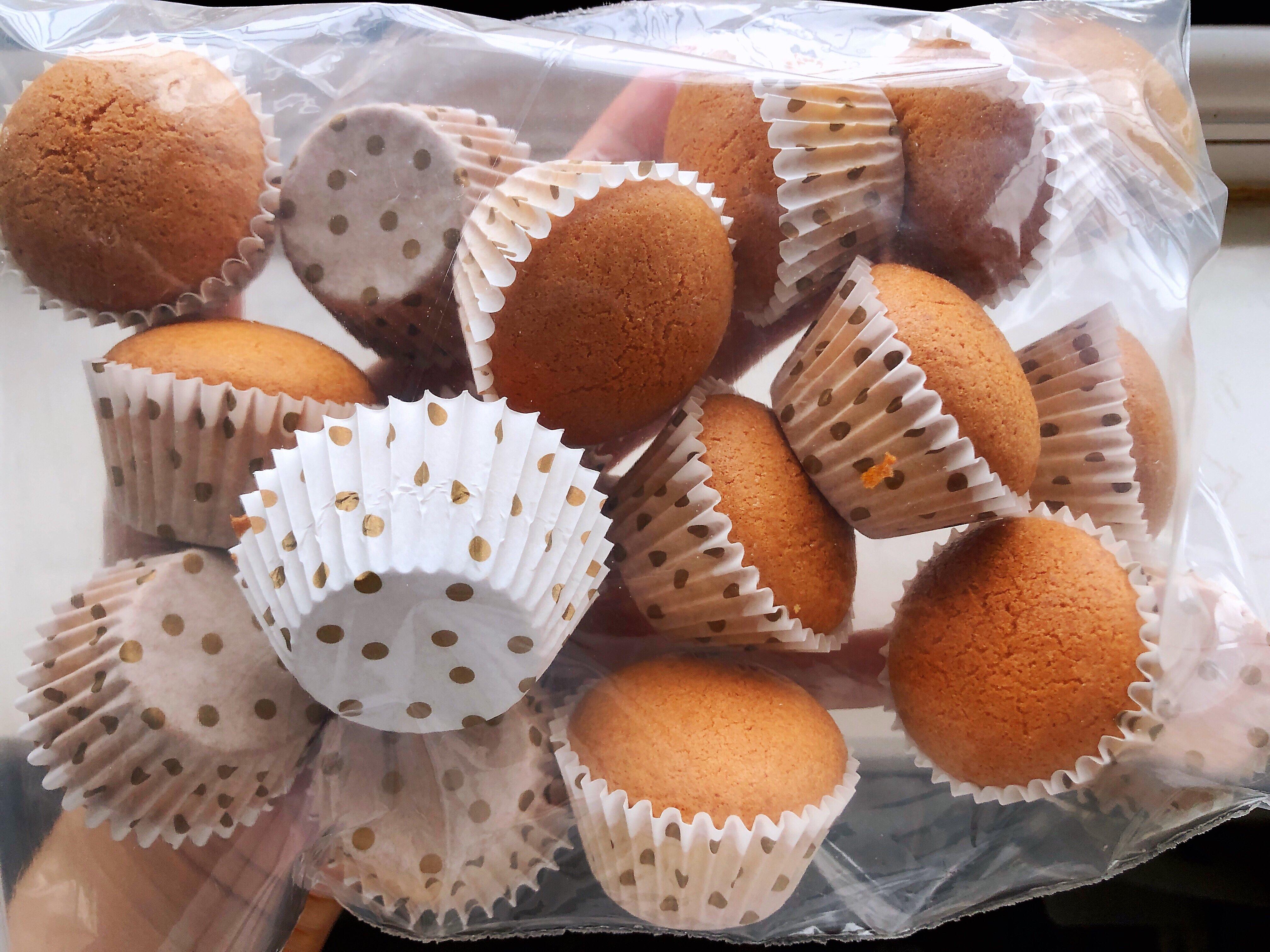 老式无水小蛋糕不塌的秘诀,此配方蓬松暄软甜度适中,成功率高的做法