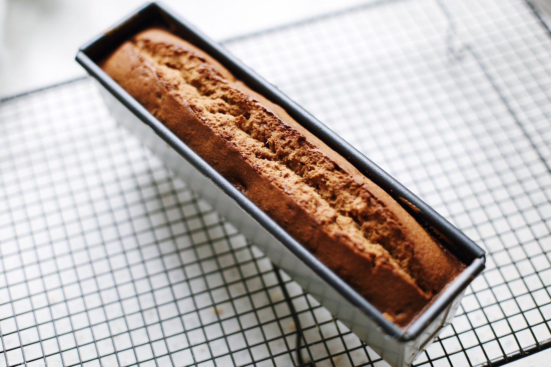 枣泥核桃磅蛋糕(无泡打粉版)的做法 步骤14