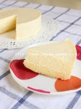 帕玛森乳酪蛋糕(仿85℃)的做法步骤图