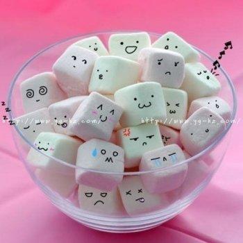 自制棉花糖的做法步骤图