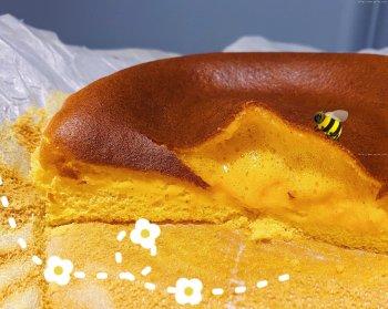 半熟蜂蜜凹蛋糕|半小时就能拥有的甜蜜的做法步骤图