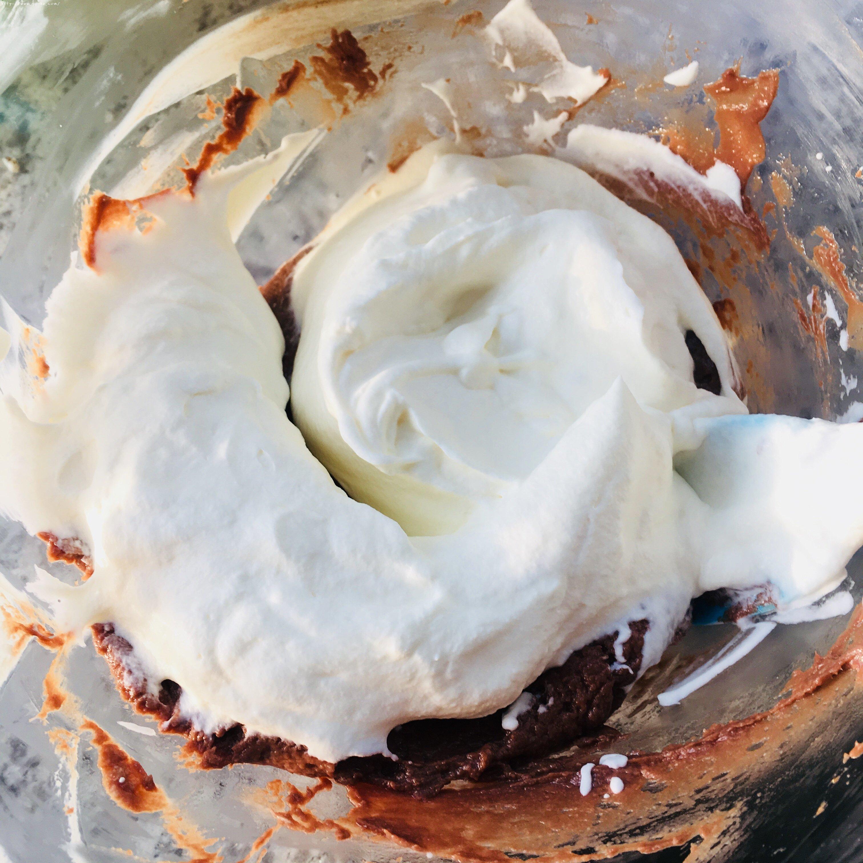 巧克力冰淇淋蛋糕(奥利奥)无敌快手简单的做法 步骤10